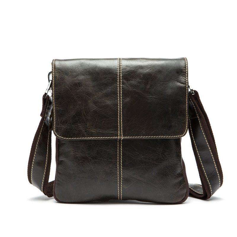 Túi đeo chéo da thật IP026