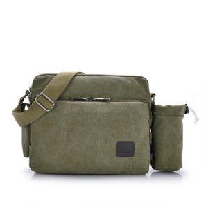 Túi đeo chéo vải đựng ipad ip016